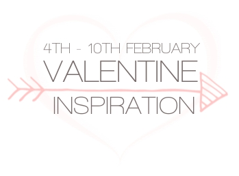 Valentine Inspiration Announcement