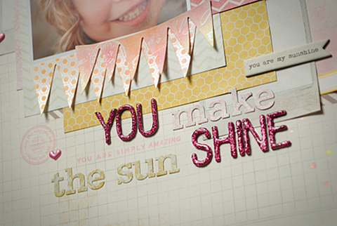 You Shine detail 1