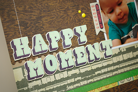 Happy Moment | BasicGrey Hey Boy detail 2