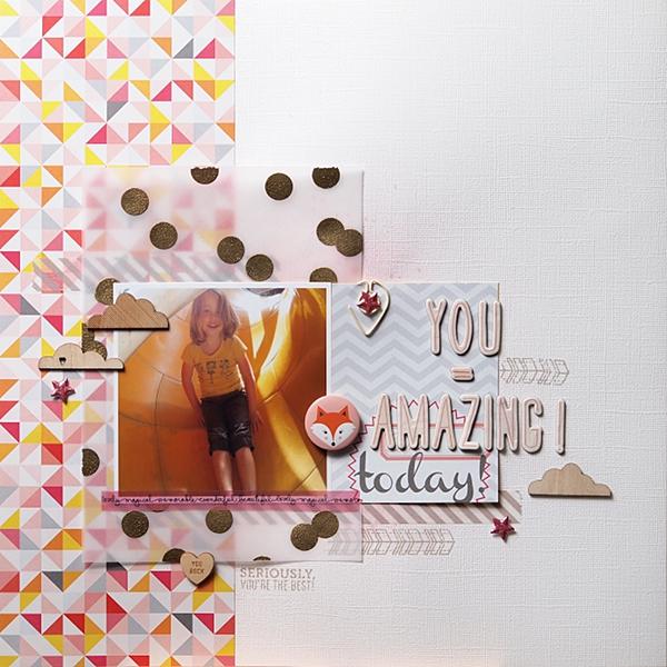You = Amazing by Els Brigé