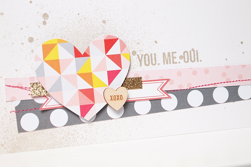 Valentine Cards by Els Brigé for Studio Tekturek