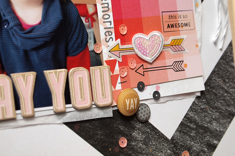 Yay You by Els Brigé for Studio Tekturek