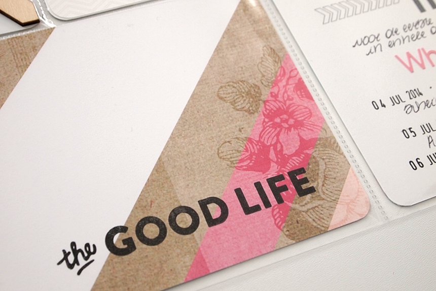 Project Life | Week 27 by Els Brigé