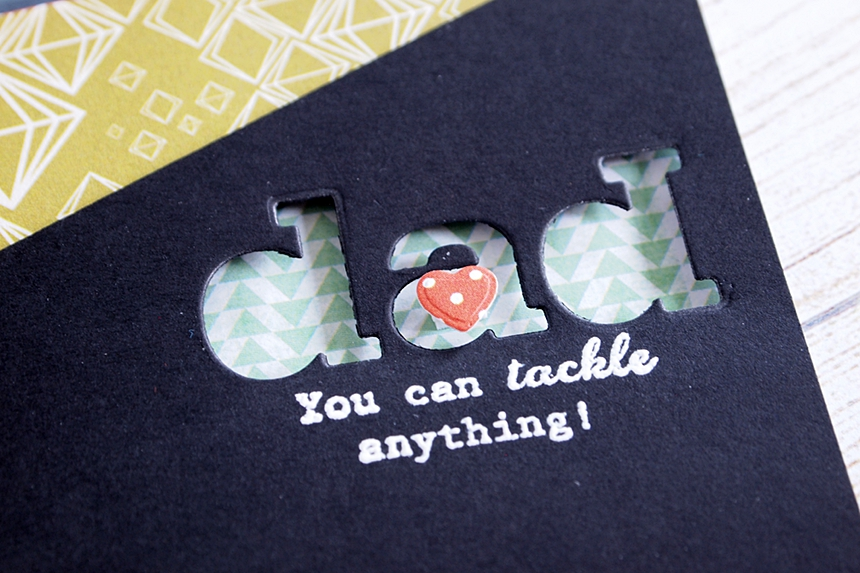 You Can Tackle Anything by Els Brigé