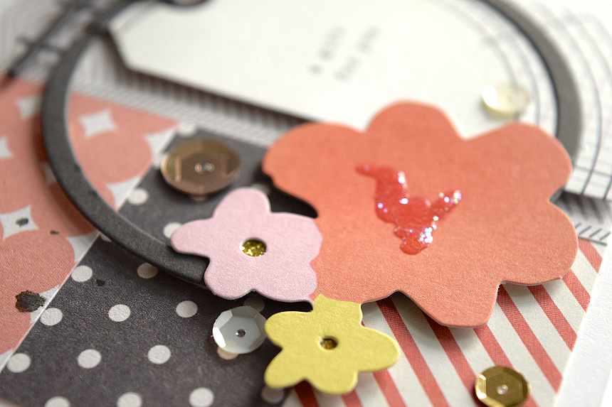 Project by Miriam Prantner for Bestamped The Weekend Guest Post